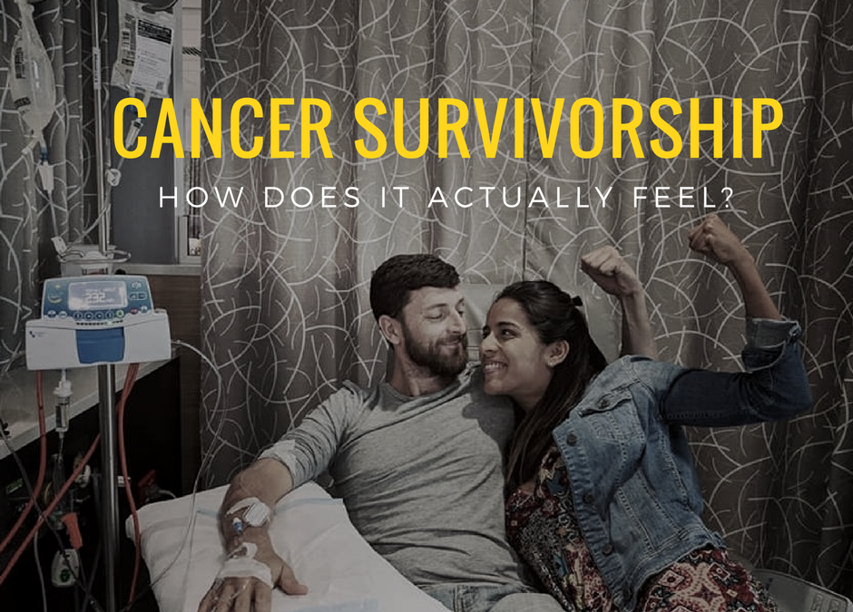 How does Cancer Survivorship actually feel?